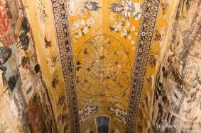 Ceiling paintings