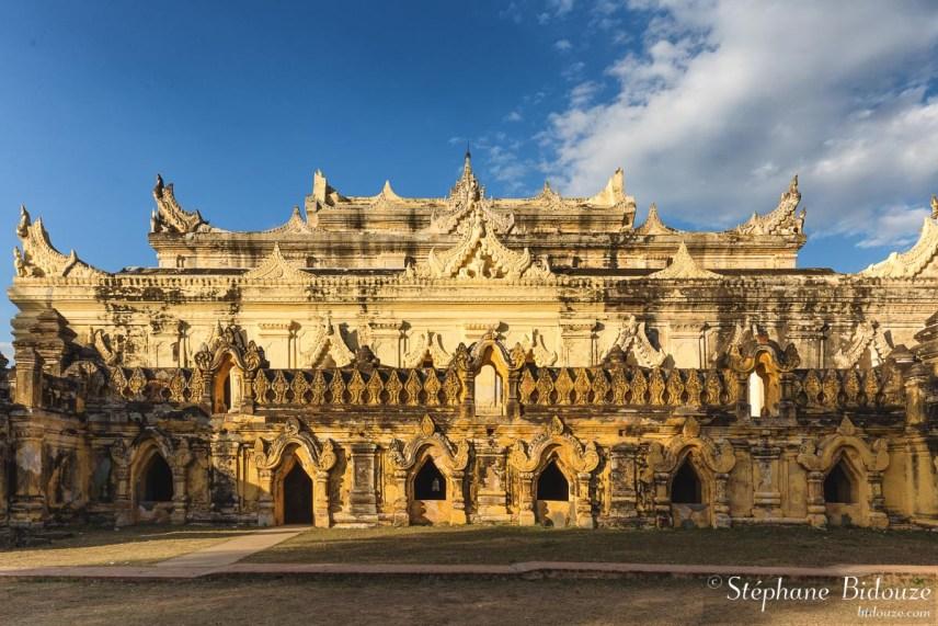 Le monastère de Maha Aungmye Bonzan