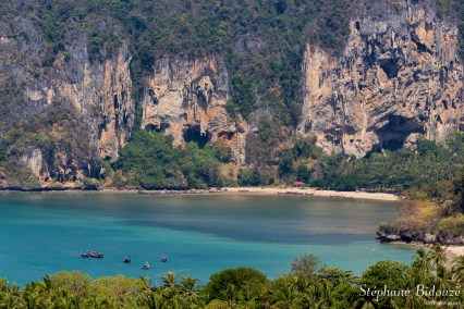 railay-ouest-plage-veiwpoint-panorama