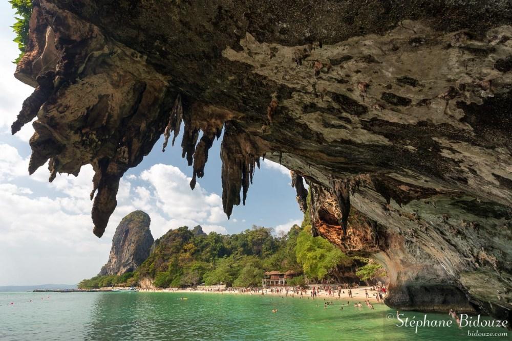 Les plages de Ao Nang, Railay et Phra Nang