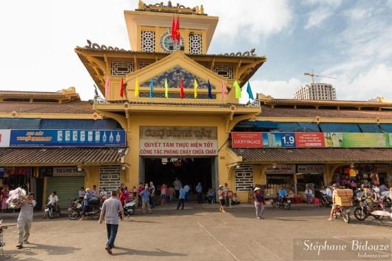 Cho Binh Tay-marché-entrée-saigon-vientam