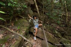 femme-thailande-randonnée