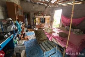 Maison de Jub Jang et sa grand mère