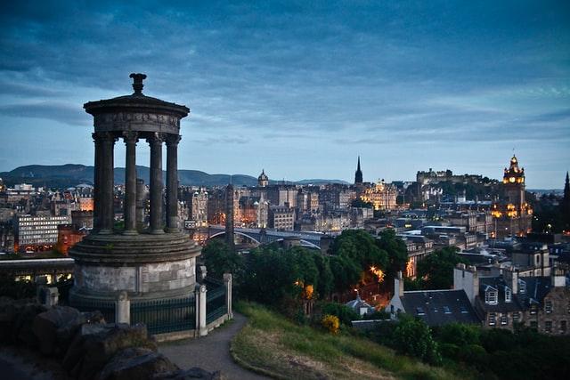 Edinburgh: best city break UK