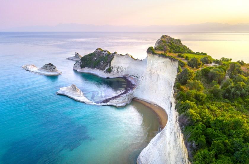 Greece - working holiday destination