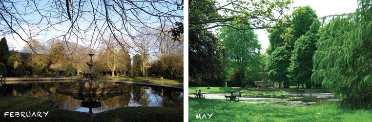 Fontaine-du-fitzgerald-park-Cork-city
