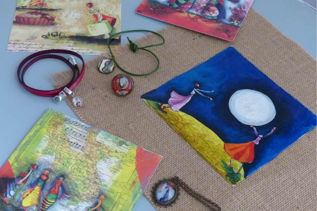 Atelier Domgarcia artiste peintre embrun