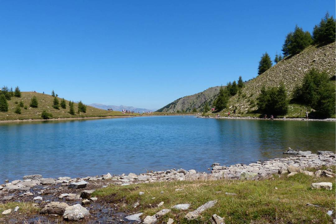 Lac sainte Marguerite 9