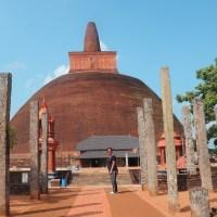 Sri Lanka'nın tapınaklar şehri Anuradhapura