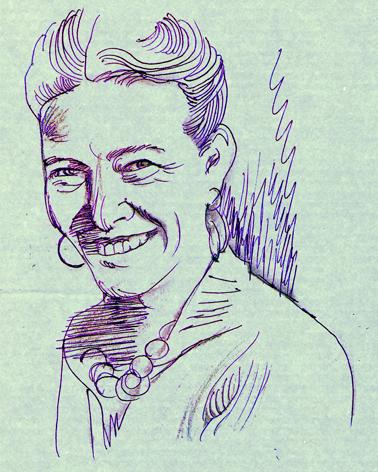 Simone de Beauvoir by aeneastudio, on Flickr' title='Simone de Beauvoir by aeneastudio, on Flickr.