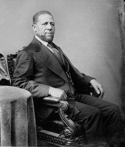 Photo of Hiram Revels.
