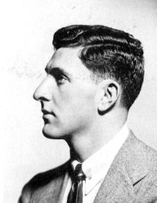 Photo of Irwin Shaw.