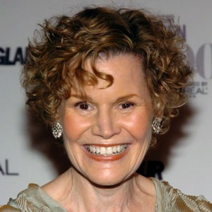 Photo of Judy Blume.