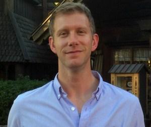Photo of Nicholas E. Barron.