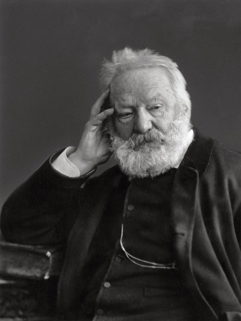 Photo of Victor Hugo.