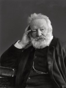 Photo of Victor Hugo.