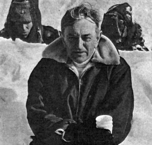 Photo of David Lean.