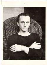 Photo of Frank O'Hara.