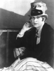 Photo of Janet Flanner.