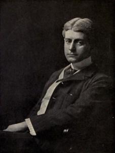 Photo of Frank Norris.