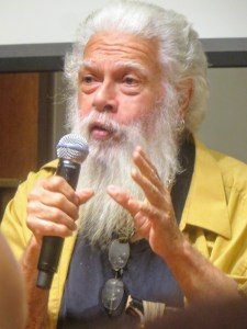Photo of Samuel R. Delany.