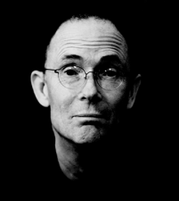 Photo of William Gibson.