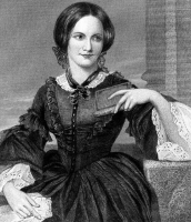 Photo of Charlotte Brontë.