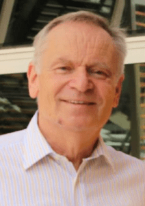 Photo of Jeffrey Archer.