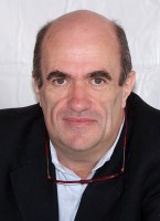 Photo of Colm Tóibín.