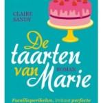 De taarten van Marie – Claire Sandy