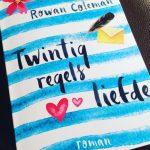 Twintig regels liefde – Rowan Coleman