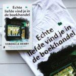 Echte liefde vind je in de boekhandel – Veronica Henry