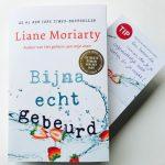 Blogtour: Bijna echt gebeurd - Liane Moriarty