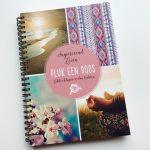 Pluk een roos – Inspirerend Leven notebook