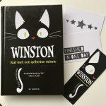 Winston: Kat met een geheime missie – Frauke Scheunemann