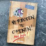 Verboden te openen! Het bijt! – Charlotte Habersack #kinderboekenweek