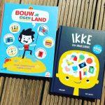 Remy leest: Kleurrijke doe-boeken
