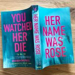 Her name was Rose – Claire Allan