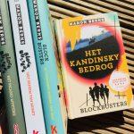 Blockbusters: Het Kandinsky bedrog – Manon Berns
