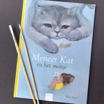 Meneer Kat en het meisje – Wang Yuwei