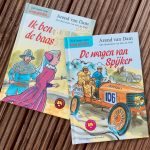 Remy leest: Ik ben de baas & De wagen van Spyker - Arend van Dam
