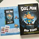 Remy leest: Dog Man - Dav Pilkey