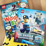 Remy leest & Levi kijkt: LEGO CITY boeken