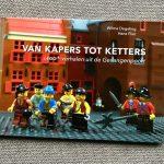 Van kapers tot ketters: LEGO-verhalen uit de Gevangenpoort
