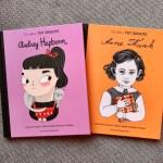 Van klein tot groots: Audrey Hepburn & Anne Frank