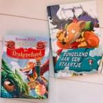 Remy leest: Fantasia XIII & Bungelend aan een staartje - Geronimo Stilton