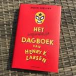 Het ongemakkelijke dagboek van Henry K. Larsen - Susin Nielsen