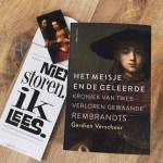 Het meisje en de geleerde - Gerdien Verschoor