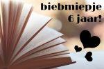 Winactie: 6 kilo boeken #biebmiepje6jaar