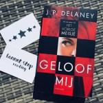 Geloof mij - J.P. Delaney